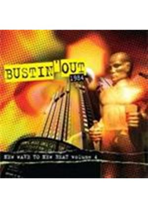 Various Artists - Bustin' Out 1984 (New Wave To New Beat Vol.4) (Music CD)
