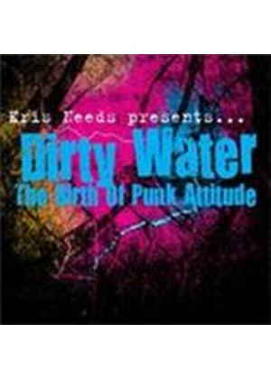 Various Artists - Dirty Water (The Birth Of Punk Attitude) (Music CD)