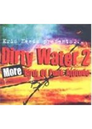 Various Artists - Dirty Water Vol.2 (More Birth Of Punk Attitude) (Music CD)