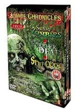 Zombie Chronicles - Swamp Zombie / Forever Dead / Stiff Odds