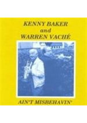 Kenny Baker/Warren Vache - Aint Misbehavin (Music CD)