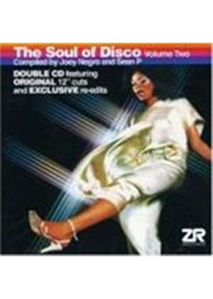 Various Artists - Soul Of Disco 2 (Music CD)