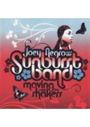 Joey Negro - Moving With the Shakers (Music CD)