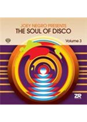 Various Artists - Soul Of Disco Vol.3, The (Music CD)