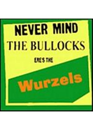 The Wurzels - Never Mind The Bullocks (Music CD)