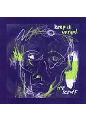 Mr. Scruff - Keep It Unreal (Music CD)