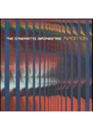 The Cinematic Orchestra - Motion (Music CD)