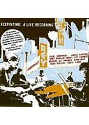 Keepintime - Keep In Time: A Live Recording [Plus Dvd] (Music CD)