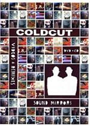 Coldcut - Sound Mirrors, Videos And Remixes (DVD and CD)