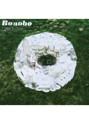 Bonobo - Days To Come (Music CD)