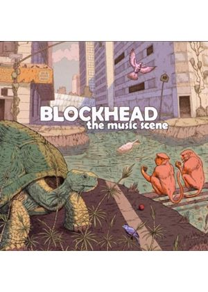 Blockhead - The Music Scene (Music CD)