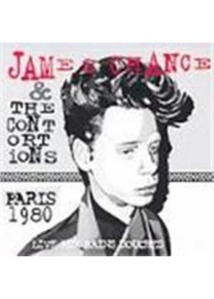 James Chance & The Contortions - Live At The Bains Douches [Remastered]
