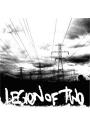 Legion Of Two - Riffs (Music CD)