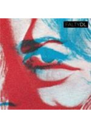 Falty DL - You Stand Uncertain (Music CD)