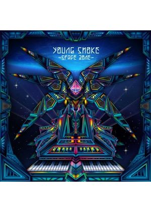 Young Smoke - Space Zone (Music CD)