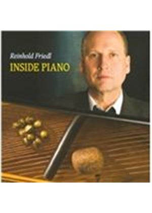 Reinhold Friedl - Inside Piano (Music CD)