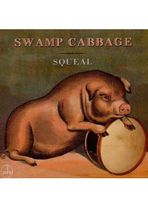 Swamp Cabbage - Squeal (Music CD)