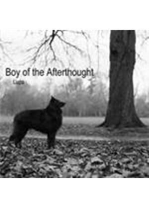 Boy Of The Afterthought - Lupa (Music CD)