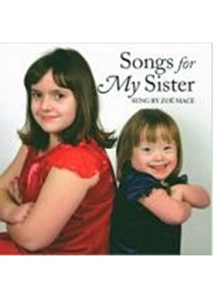 Zoe Mace - Songs For My Sister (Music CD)
