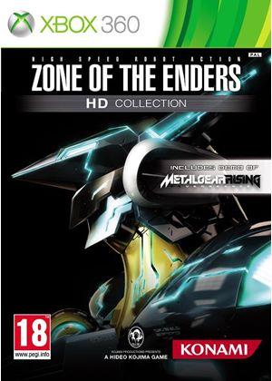 Zone Of The Enders: HD Collection (Xbox 360)