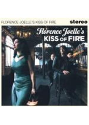 Florence Joelle - Kiss of Fire (Music CD)