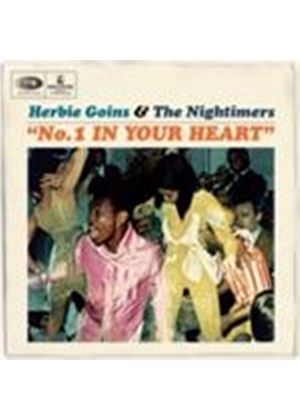 Herbie Goins & The Nightimers - No.1 In Your Heart (Music CD)