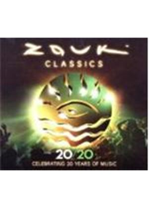 Various Artists - Zouk - 20th Anniversary (Music CD)