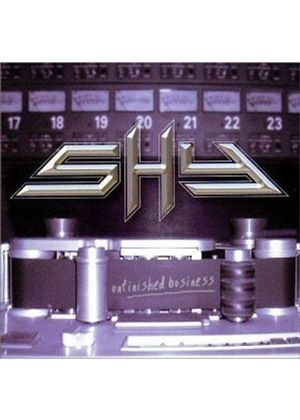 Shy - Unfinished Business (Music CD)
