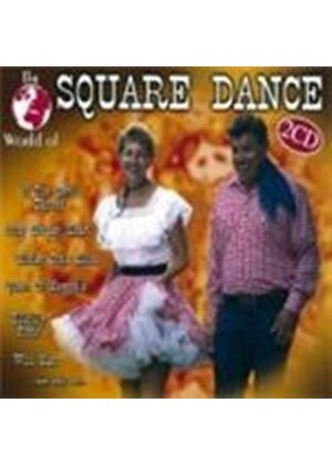 Various Artists - World Of Square Dance (Music CD)