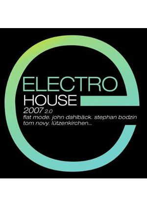 Various Artists - ELECTRO HOUSE 2007  2CD
