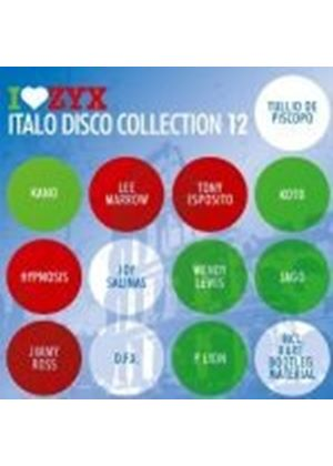 Various Artists - ZYX Italo Disco Collection 12 (Music CD)