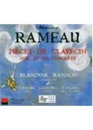 Rameau - Harpsichord Works