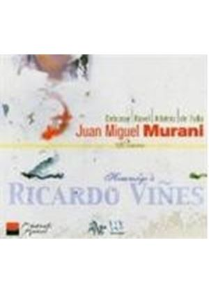 VARIOUS COMPOSERS - Hommage A Ricardo Vines (Murani)