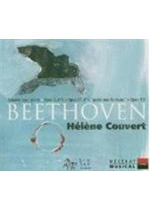 Ludwig Van Beethoven - Sonates Pour Piano, Opus 2 No. 1, 27 No. 1, 101 (Couvert)