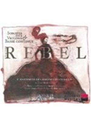 Rebel: Sonatas for Violins with Basso Continuo