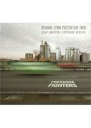 Ronnie Lynn Patterson - Freedom Fighters (Music CD)