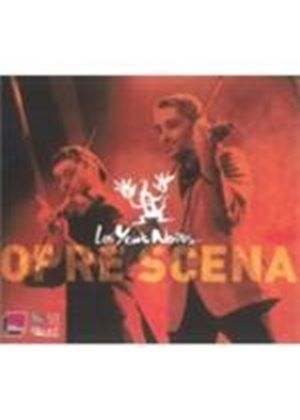 Les Yeux Noirs - Best Oyf/Opre Scena (Music CD)