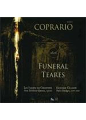 Coprario: Funeral Teares (Music CD)