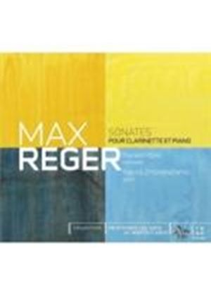 Reger: Clarinet Sonatas (Music CD)