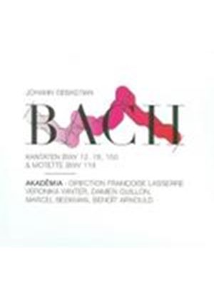 Bach: Cantatas and Motet (Music CD)
