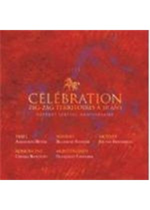 VARIOUS COMPOSERS - Celebration 10 Years Of Zig Zag