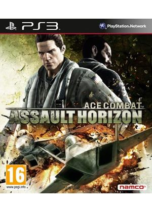 Ace Combat Assault Horizon - Essentials (PS3)