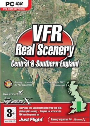 VFR Real Scenery - Central & Southern England (PC)