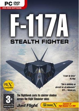 F-117A Stealth Fighter  (PC)