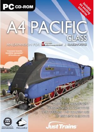 A4 Pacific Class (PC)