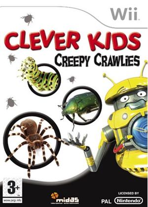 Clever Kids - Creepy Crawlies (Wii)