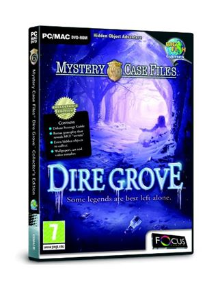 Mystery Case Files - Dire Grove (PC)