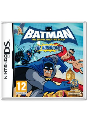 Batman - The Brave and the Bold (Nintendo DS)