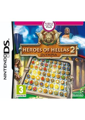 Heroes of Hellas 2 - Olympia (Nintendo DS)