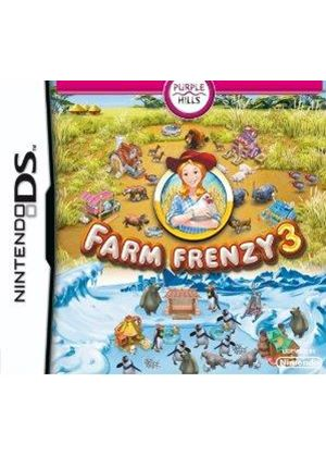 Farm Frenzy 3 (Nintendo DS)
